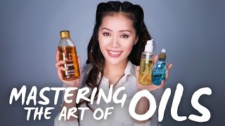Mastering the Art of Beauty Oils(Welcome to the first episode of my new series