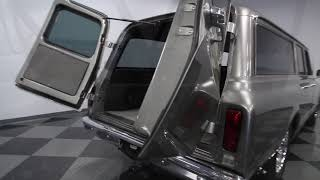 4346 CHA 1967 Chevy Suburban