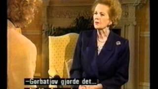 Margaret Thatcher don