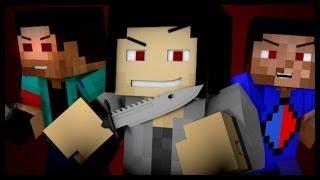 """Minecraft: """"THE MURDERER CLUB!"""" (Murder In Minecraft)"""