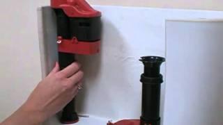 Korky® WaterWISE® Toilet Fill Valve Installation
