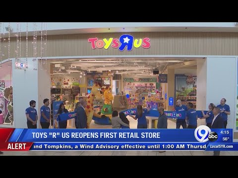 Toys R Us Set To Re-open Small-format Retail Spaces
