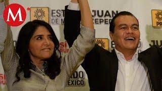 Juan Zepeda y Alejandra Barrales renuncian al PRD