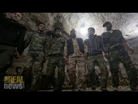 Sectarianism: A Tool of Counterrevolution in Syria