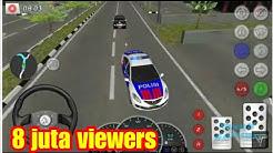 Mobil polisi kawal mobil presiden | AAG polisi simulator | link game ada dideskripsi
