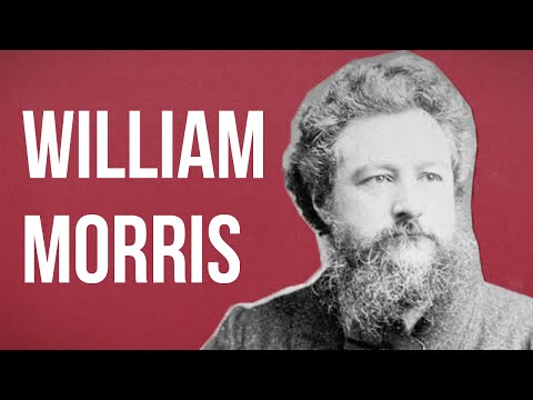 POLITICAL THEORY - William Morris