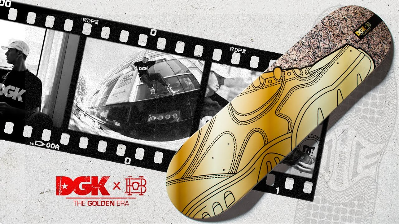 Dgk X Homebase The Golden Era