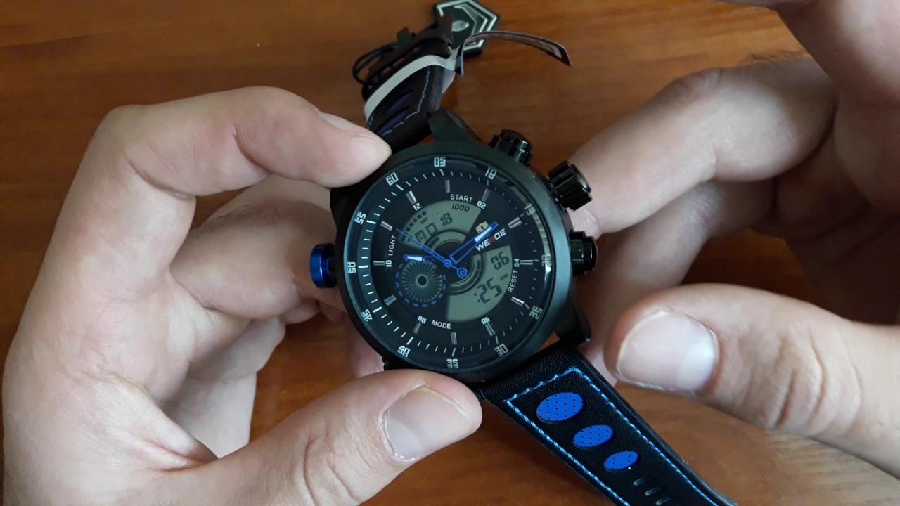 нюхайте видео обзор наручных мужских часов amst возможно, легкий