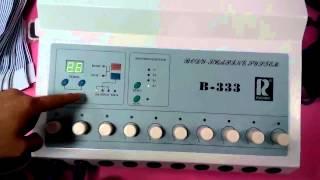 Миостимулятор B 333   Купить на mezoroller shop kiev ua