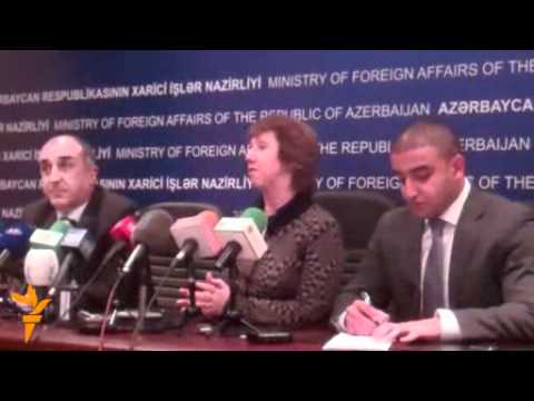 Catherine Ashton insan haqları haqda