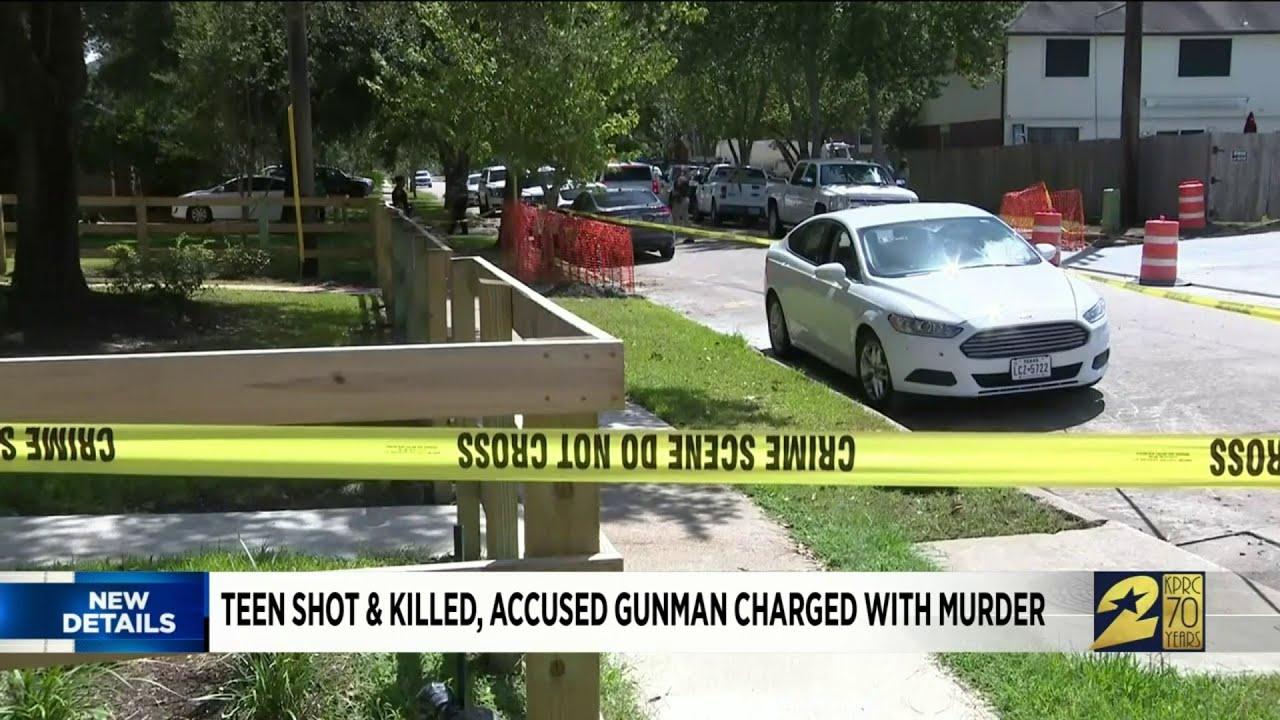 Teen shot and killed — pic 13