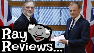 Ray Reviews... 2017: The Year in the News Part 1