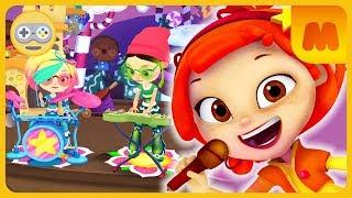 Музыкальный Патруль #5 - Новая сладкая сцена с печеньками для Сказочного Патруля * мультик игра