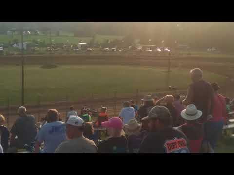 Sprint Car Heat 1 Paragon Speedway