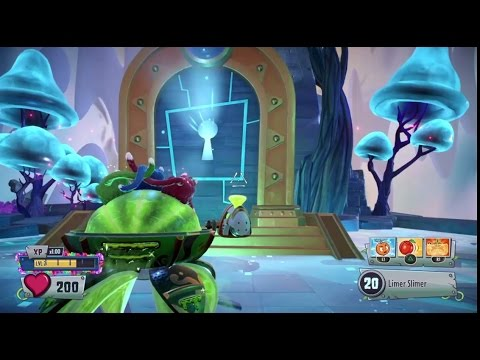 Trial Of Gnome Dlc Plant Vs Zombies Garden Warfare 2 Blue Trail Solving Puzzle Youtube