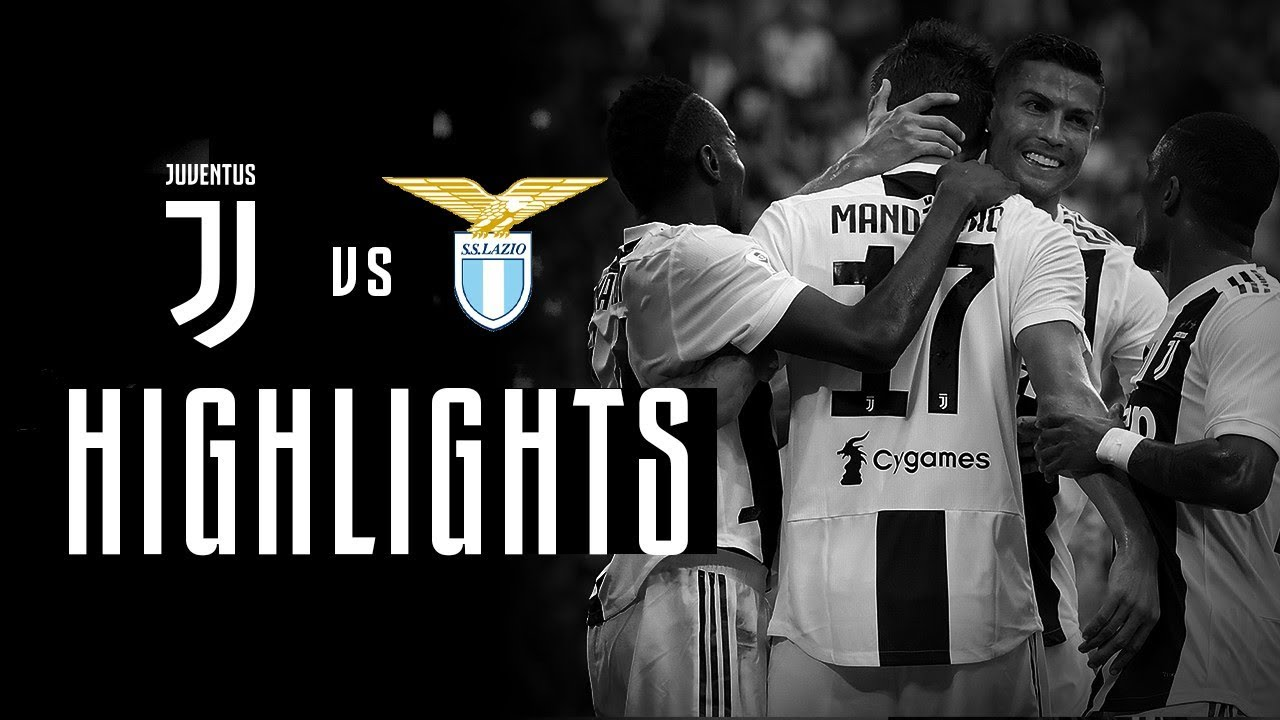 ed5c73866 HIGHLIGHTS  Juventus vs Lazio - 2-0