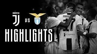 HIGHLIGHTS: Juventus vs Lazio - 2-0 - Serie A - 25.08.2018 | Pjanic & Mandzukic goals