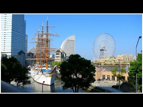 Living in Japan: A Typical Sunday Afternoon in Yokohama