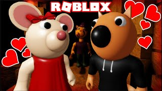 PIGGY - GIRAFFY IS ALIVE!! (Roblox Piggy Shorts Movie) + Voice Acting!