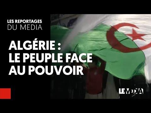 ALGÉRIE  LE PEUPLE FACE AU POUVOIR