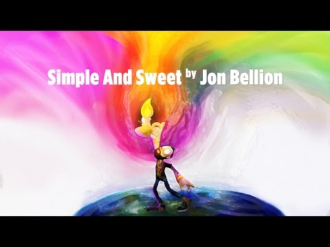Jon Bellion - Simple And Sweet HD (Lyrics)