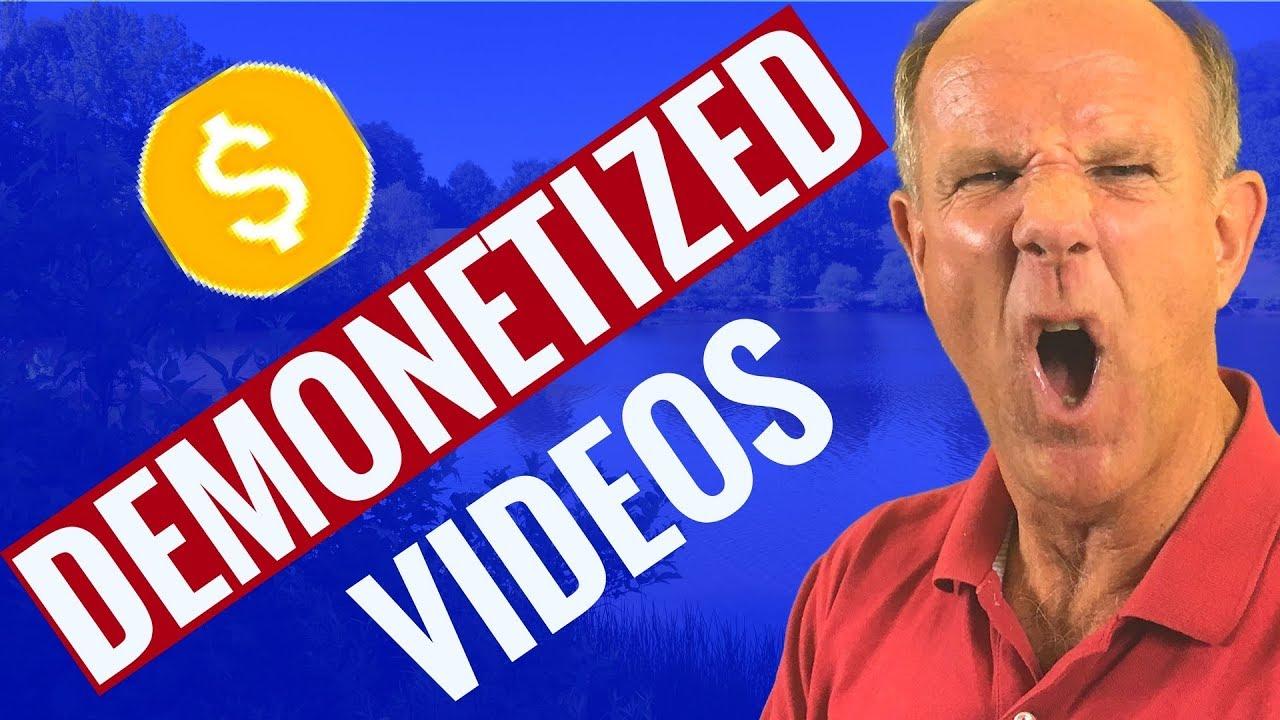 Youtube Demonetization Explained Youtube