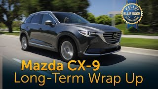 2017 Mazda CX 9 - Long Term Wrap Up