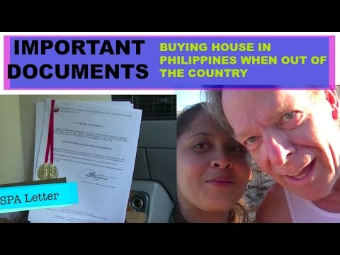 Tips,important documents in buying property/house in the philippines