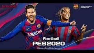 eFootball PES 2020 DEMO bolum 1