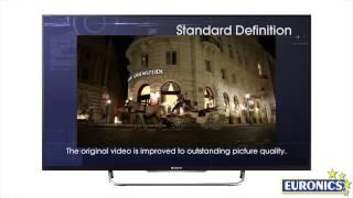 Sony Smart TV 3D LED KDL 55W805