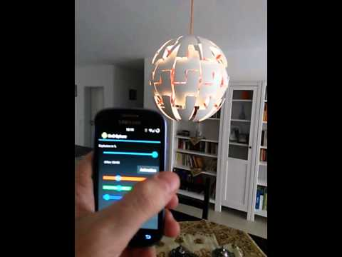 Ikea Ps 2014 Pendant Lamp Quot Death Star Quot Remote Controlled