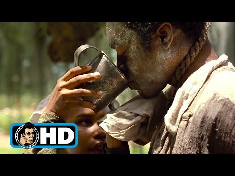 12 YEARS A SLAVE Movie Clip - Hanging On Toes (2013)