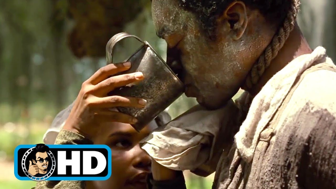 Download 12 YEARS A SLAVE Movie Clip - Hanging on Toes (2013)