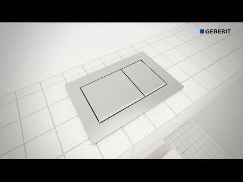 geberit duofix omega installation doovi. Black Bedroom Furniture Sets. Home Design Ideas