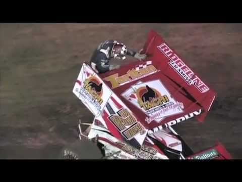 410 Sprint Cars at the Silver Dollar Speedway 8/19/11