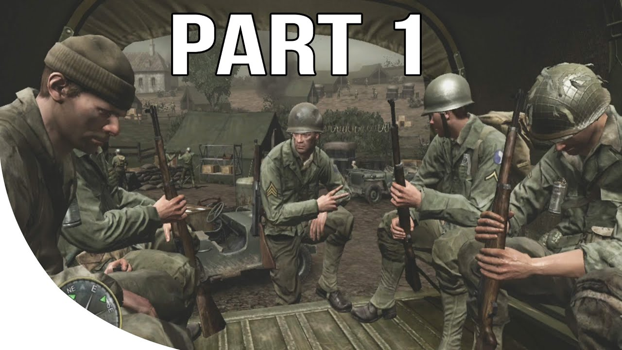 Call of duty 1 complete gameplay