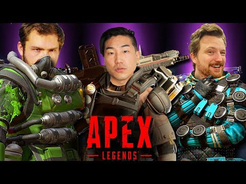 APEX LEGENDS Is The Battle Royale To Kill Fortnite!