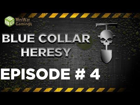 The Escape - Blue Collar Heresy (Dark Heresy 2nd Edition) Ep 4