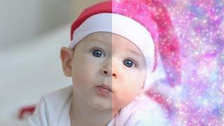 Christmas Photoshop Action Tutorial