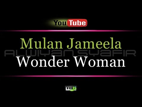 Karaoke Mulan Jameela - Wonder Women