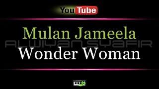 Gambar cover Karaoke Mulan Jameela - Wonder Women