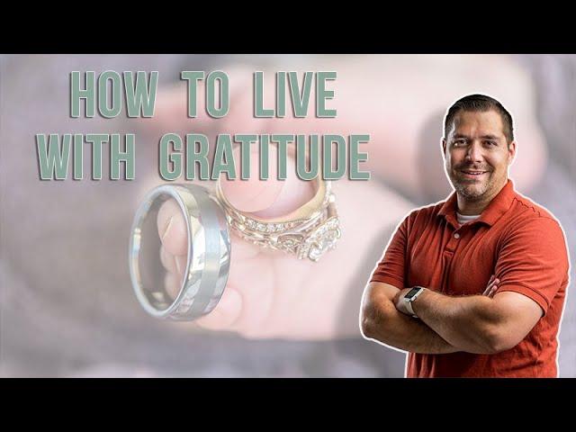 How to Live With a Gratitude Attitude