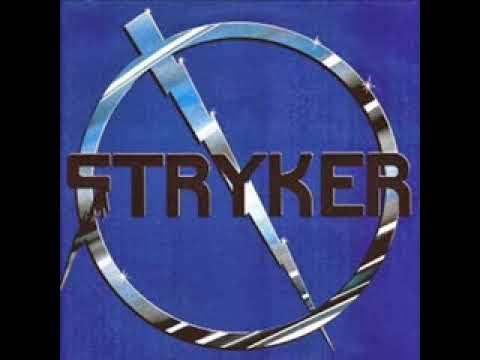 Stryker- Stryker (FULL ALBUM) 1985