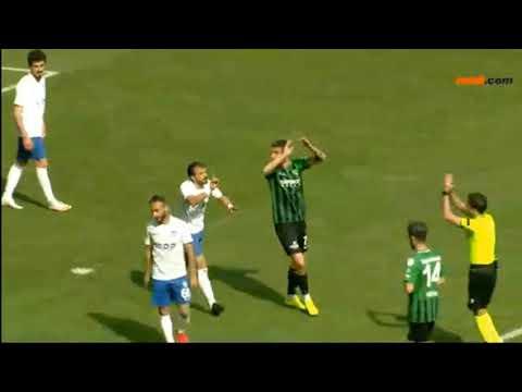 Kocaelispor - Ankara Demirspor tüm golleri 14.03.2021 | Talha İri