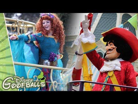 Disney Pirates & Princesses Festival: Make Your Choice (FULL SHOW) - Disneyland Paris 2018