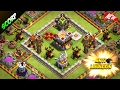 Clash Of Clans TH11 TROPHY BASE ANTI 2 STAR ANTI LAVALOON