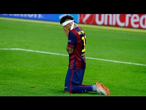 Neymar Jr: Top 5 goals with FC Barcelona