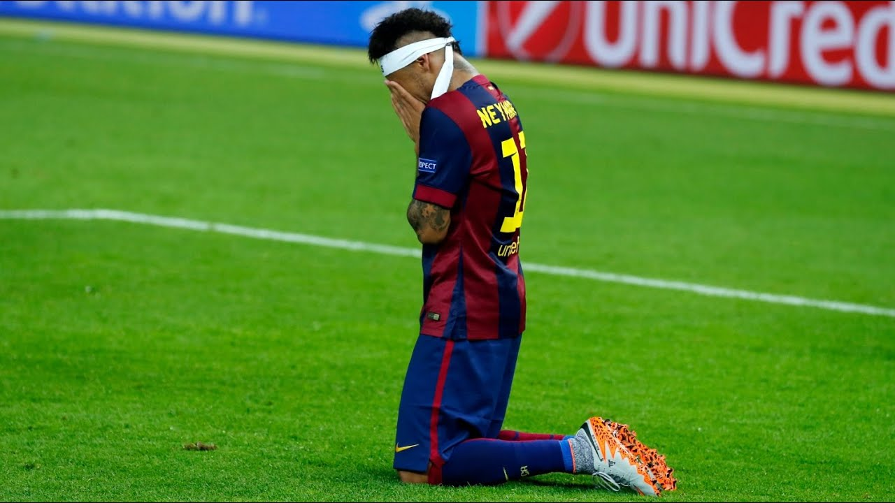 824ad81b6 Neymar Jr  Top 5 goals with FC Barcelona - YouTube