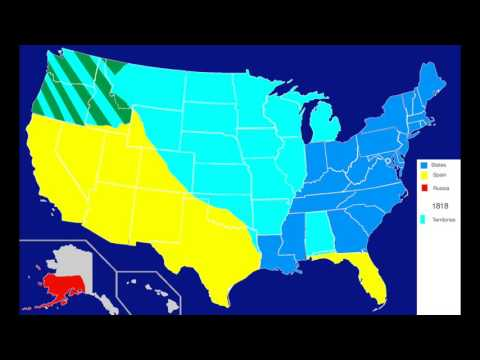 Evolution of the United States part 1