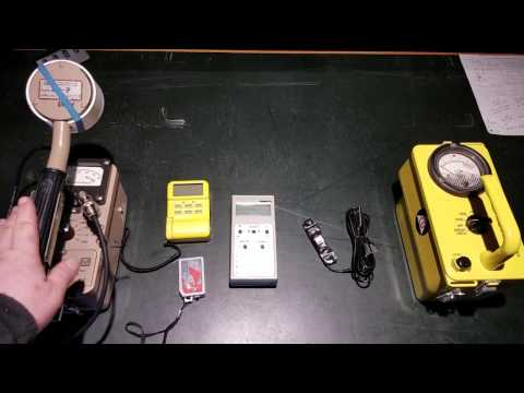 Radiation Detection Instruments Intro Video.